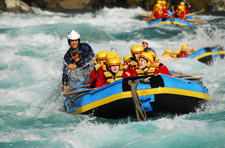 Everything you should know for river rafting in Rishikesh