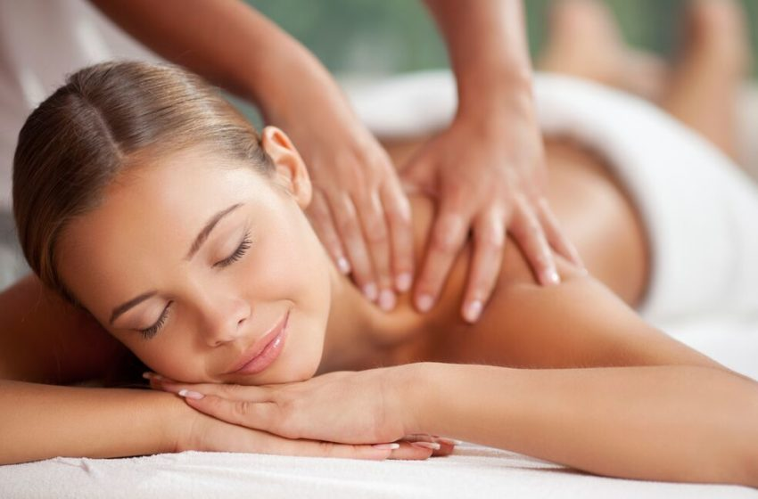 Want To Let Go Off All The Stress: Book Your Massage Therapy Today