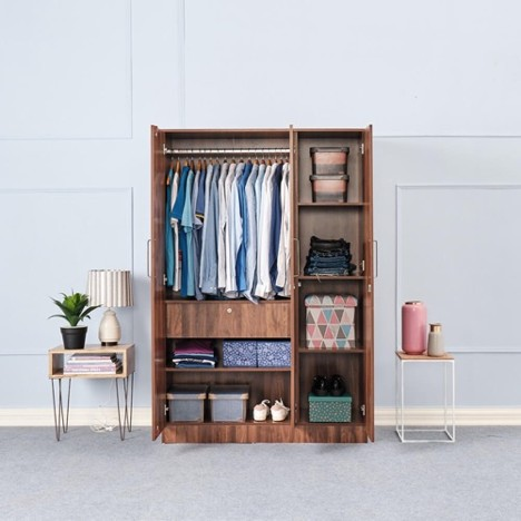 Purchasing A 3 Door Wardrobe with Drawers Online Is Easier Now- Find Out How
