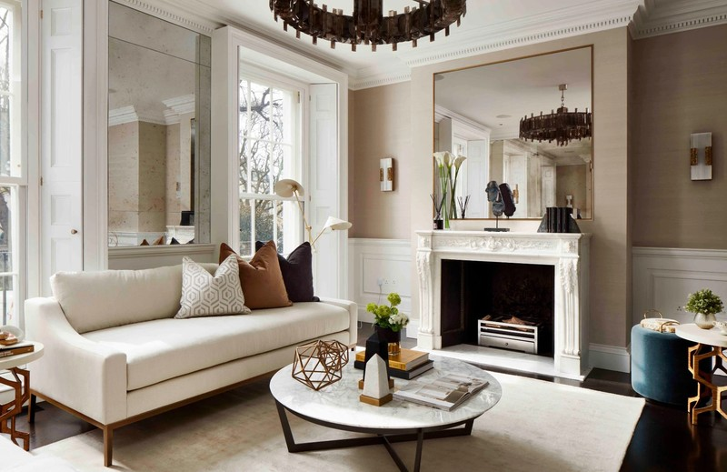 Discover the style of interior decoration and renovate the most beautiful indoor environment