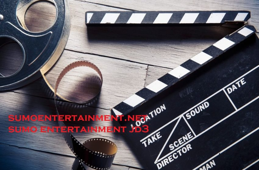 A simple method to transform your state of mind, sign the Sumo Entertainment JD3 music