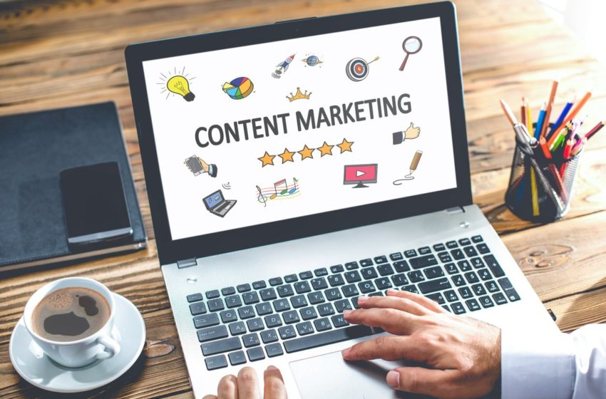 Benefits of Content Marketing for Improving Ecommerce Businesses