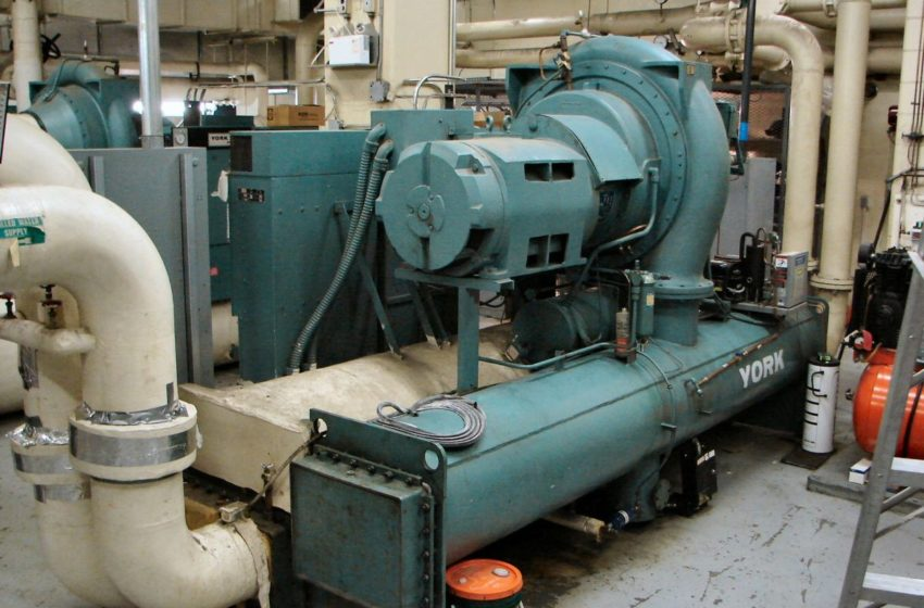 How Does a Water-cooled Chiller Work?