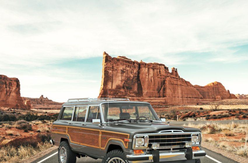 Complete Restoration Services for Vintage Jeeps