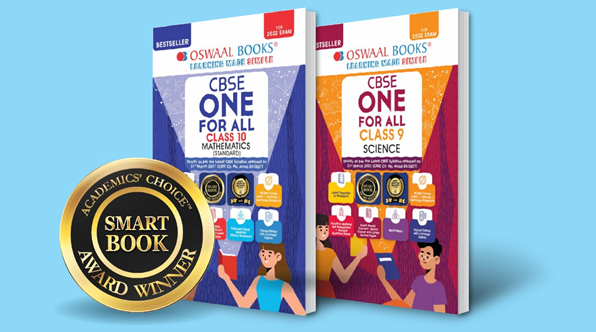 Here's One For All [ All in One Class 10 Study Package] Launched As Per New CBSE Syllabus 2021 -22