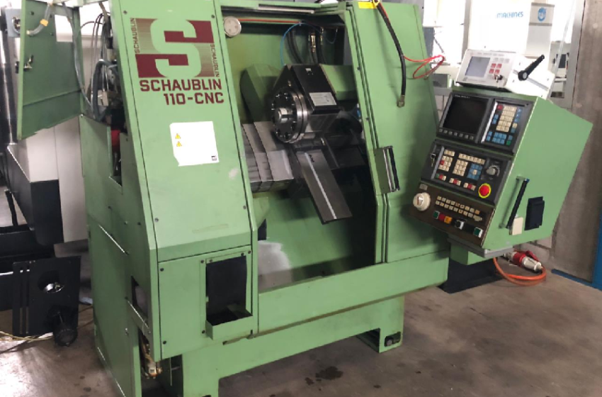 A Quick Look At The Second Hand CNCTurning Machine