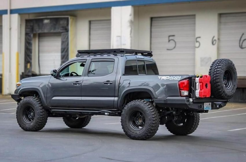 Lifting a Truck or 4WD for Off-Roading